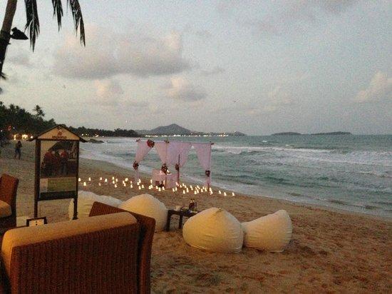 Impiana Resort Chaweng Noi: Wedding night