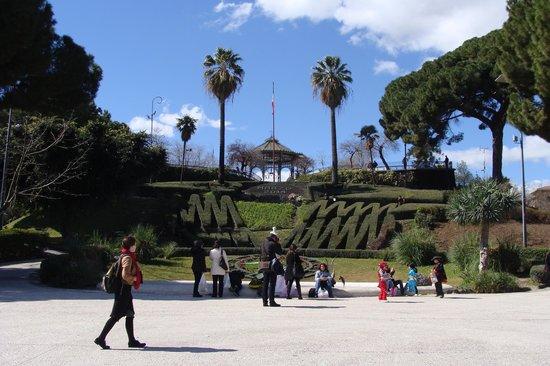 Hotel Etnea 316: beautiful park near hotel