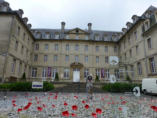 Musée de la Tapisserie de Bayeux: Bayeux Tapestry museum