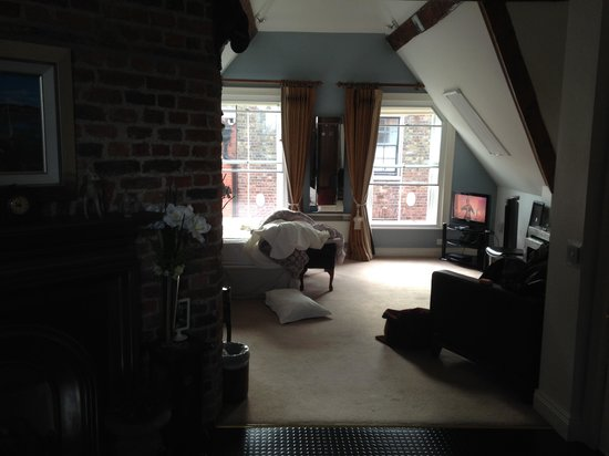 The Merchant House: chambre