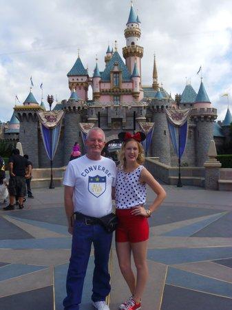 Fairfield Inn Anaheim Resort: Disneyland!