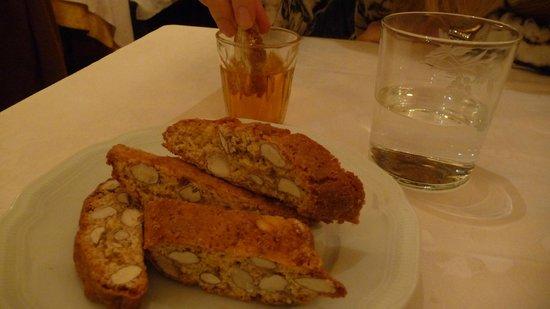 L'Osteria di Giovanni: classic finish