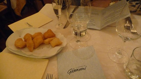 L'Osteria di Giovanni: can't get enough of these pastries