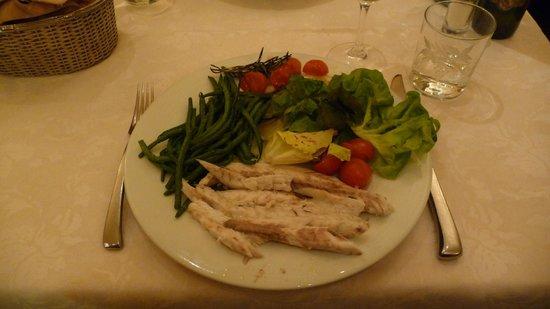 L'Osteria di Giovanni: perfect sea bass