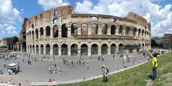 Colosseum: Il Colosseo