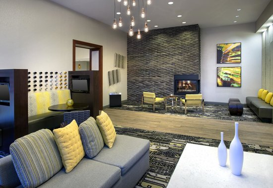 Residence Inn Boston Cambridge : Lobby Area