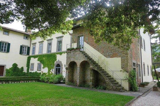 Villa di Piazzano: The villa