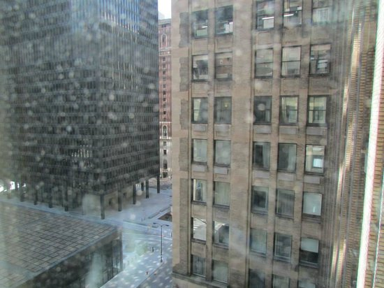 Club Quarters Hotel, Central Loop: Day View