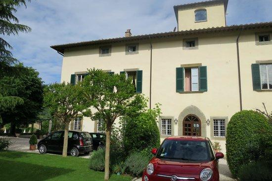 Villa di Piazzano: Hotel