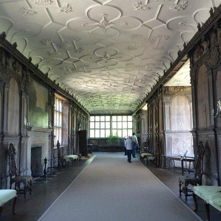 Haddon Hall : the long gallery