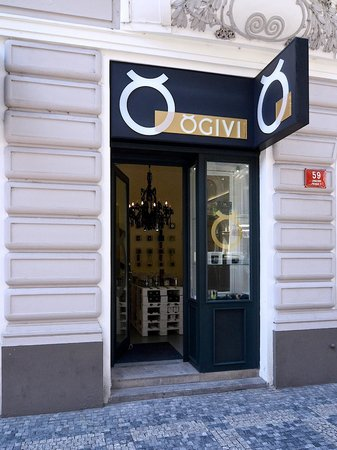 OGIVI shop street view