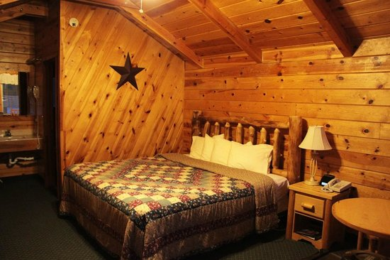 Bryce Canyon Inn: Interno Cabin