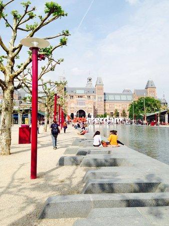 Grand Hotel Downtown: I love Amsterdam