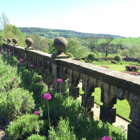 Haddon Hall : The views!