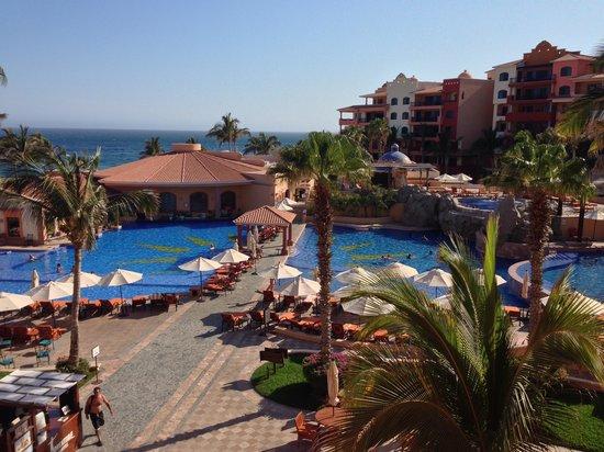 Playa Grande Resort: Room with a view