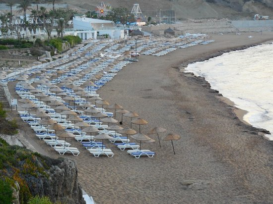 Acapulco Resort & Convention & SPA : la plage le soir