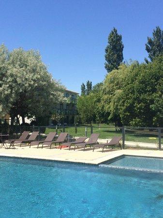 Le Domaine De La Petite Isle: piscine