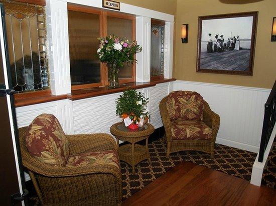 Salt Spring Inn : Lobby