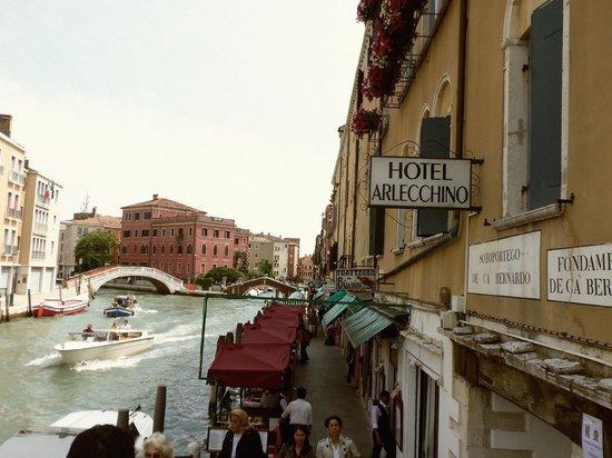 Arlecchino Hotel : Grand Canal