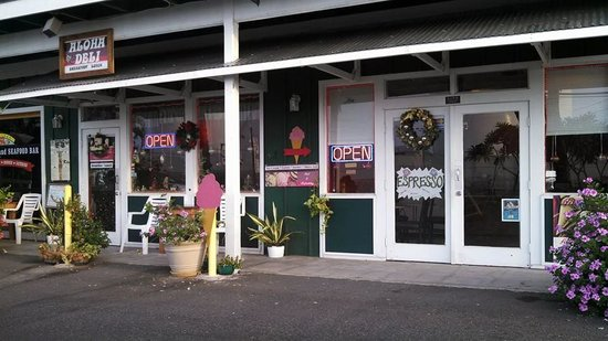 Aloha Deli Ice Cream & Shave Ice
