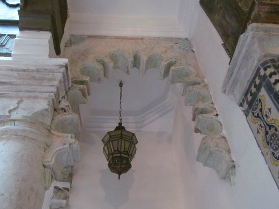 Riad Arous Chamel: another hallway