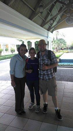 Curacao Marriott Beach Resort & Emerald Casino: Chanteau