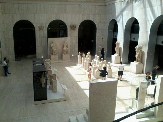 Museo Arqueologico Nacional: Museo Arqueológico 1