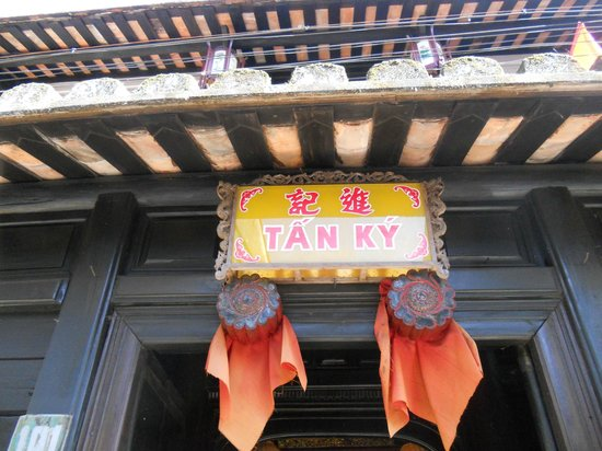 Old House of Tan Ky: tan ky