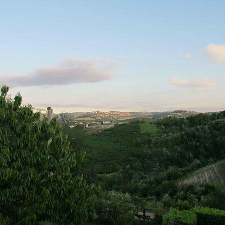 Arcobaleno : View of Rodello
