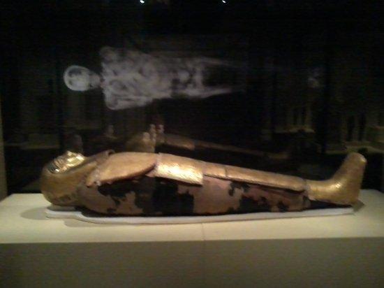 Museo Arqueologico Nacional: Momia