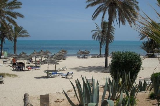 Winzrik Resort & Thalasso Djerba : la plage