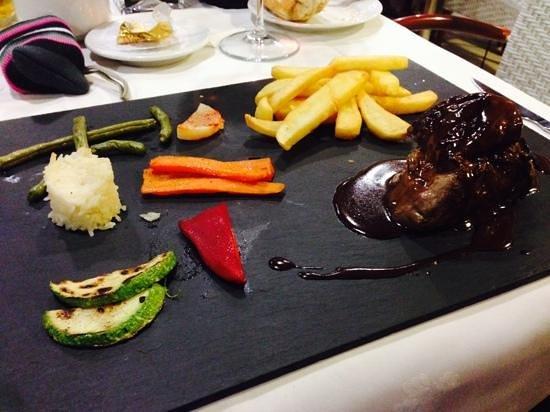 Las Vegas : yummy steak