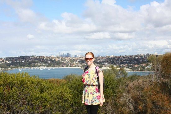 Manly Scenic Walkway : View along the walk