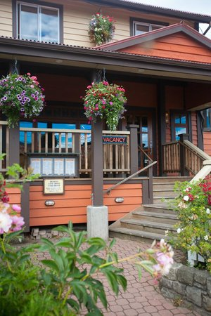 Salt Spring Inn: Welcome