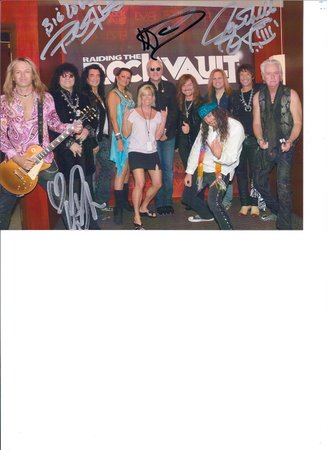 Raiding The Rock Vault: Me and the Rock Stars