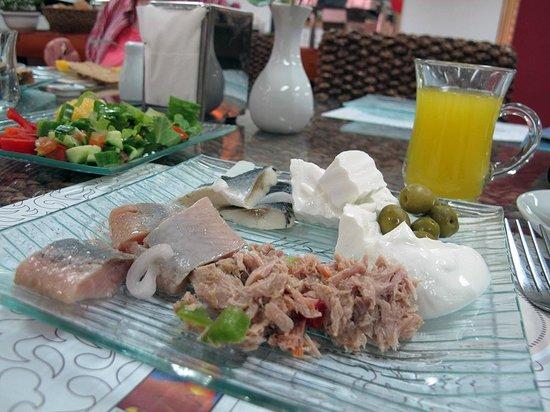 Hotel Drachim : Frühstück