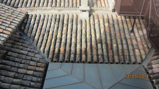 Hotel Santa Isabel: desde la terraza