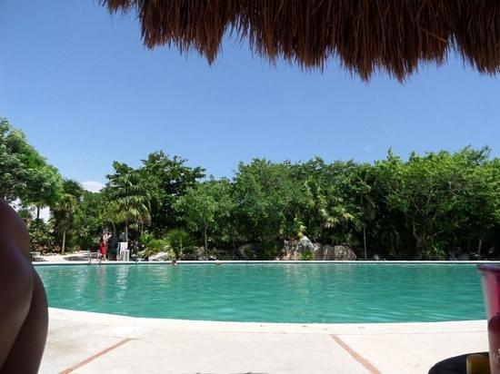 Grand Sirenis Riviera Maya Resort & Spa: relaxing pool