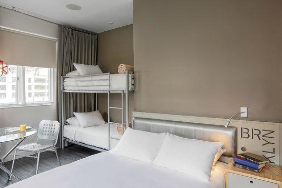 NU Hotel: NU Friends Suite