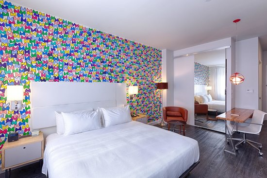 NU Hotel: NU Perspective Room