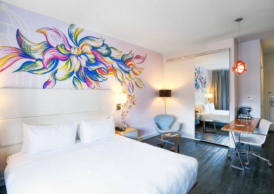 NU Hotel : NU Perspective Room