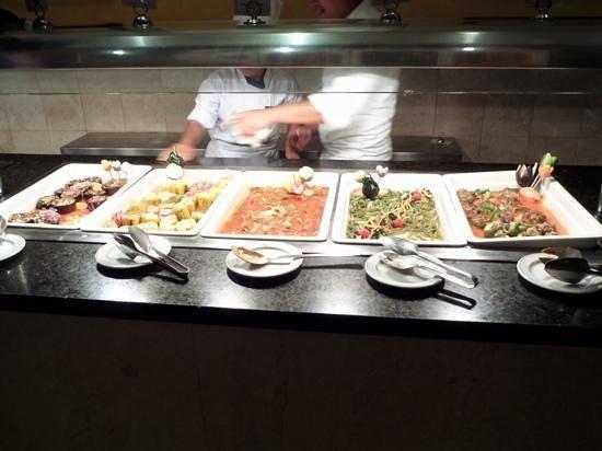 Grand Sirenis Riviera Maya Resort & Spa: buffet