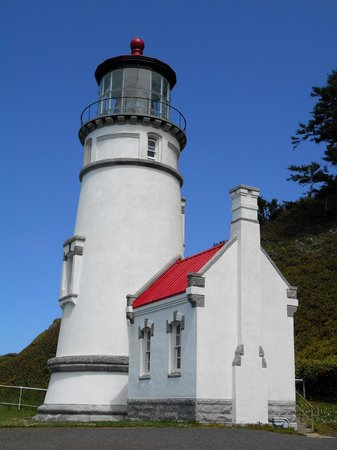 Heceta Head Lighthouse: Fully restored!