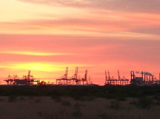 't Wapen van Marion: Genieten van een fantastische zonsondergang