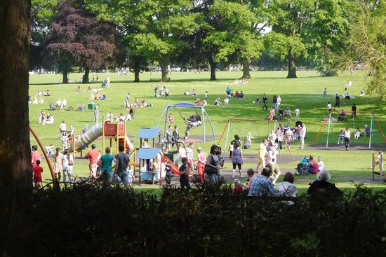 Bandstand Abington Park Northampton Picture Of Abington Park Northampton Tripadvisor