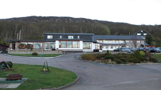 Clan Macduff Hotel: Hotel