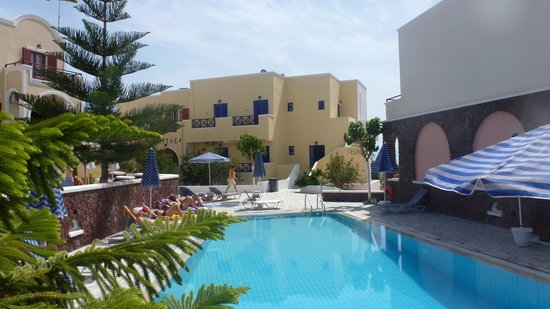 Syrigos Selini Hotel: Swimmingpool