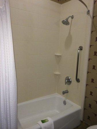 Holiday Inn Express Hotel & Suites Kanab: Shower