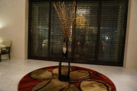 The Ritz-Carlton Beijing, Financial Street: Hotel Lobby