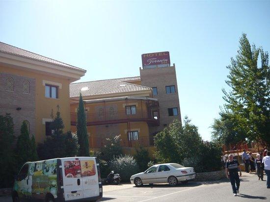 Hotel Torreón: el hotel ..